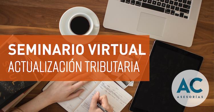 Seminario Actualización Tributaria 2021