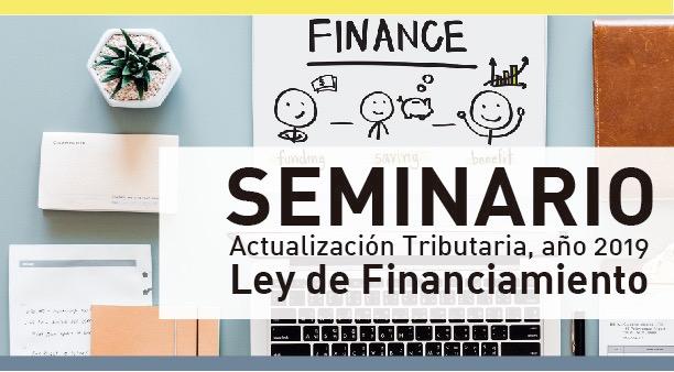 Seminario Actualización Tributaria Ley 1943 de 2018